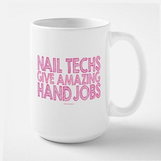 Nail Technician S Mugs