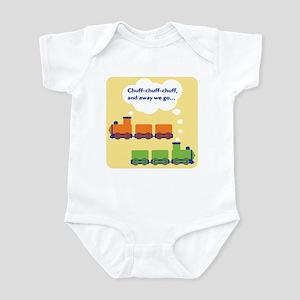 Chuff Trains Infant Bodysuit