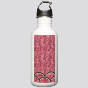 Watermelon Mania - pin Stainless Water Bottle 1.0L