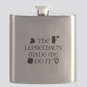 The Leprechaun Made Me Do It Flask