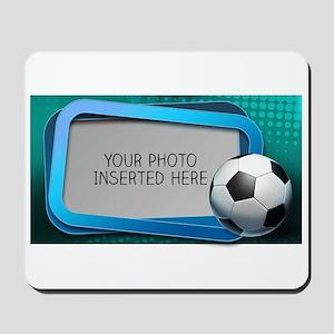 Soccer Debate L Mousepad