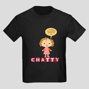 Chatty Kids Dark T-Shirt
