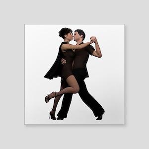Dancers ~ Argentine Tango 2 Sticker