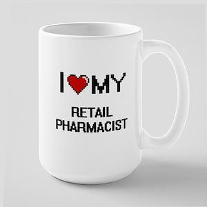 I love my Retail Pharmacist Mugs