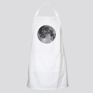 Beautiful full moon Apron