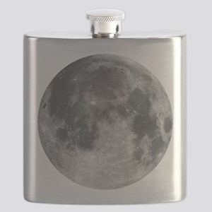 Beautiful full moon Flask