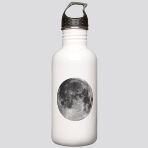 Beautiful full moon Water Bottle