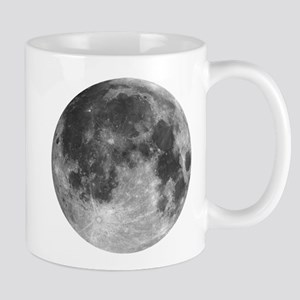 Beautiful full moon Mugs
