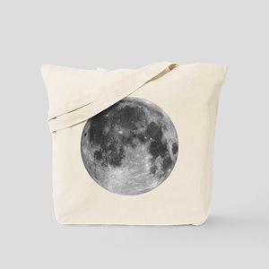 Beautiful full moon Tote Bag