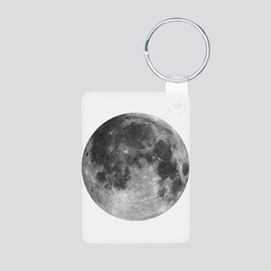 Beautiful full moon Keychains