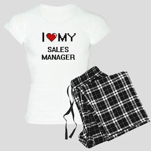 I love my Sales Manager Women's Light Pajamas