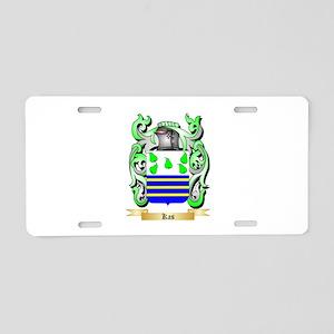 Kas Aluminum License Plate