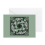 Celtic Stepping Stone Greeting Card