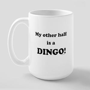 Dingo Large Mug