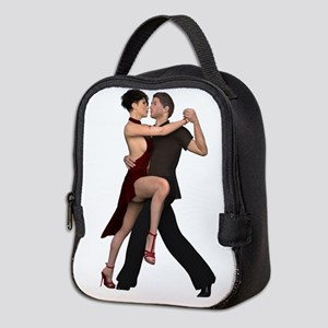 Dancers ~ Argentine Tango I Neoprene Lunch Bag