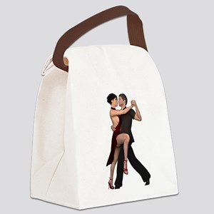 Dancers ~ Argentine Tango I Canvas Lunch Bag