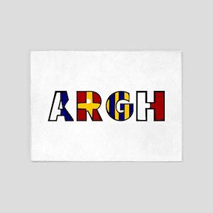 Argh 5'x7'Area Rug