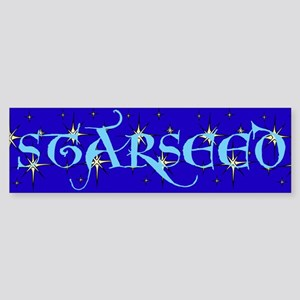 Starseed (bumper) Bumper Sticker