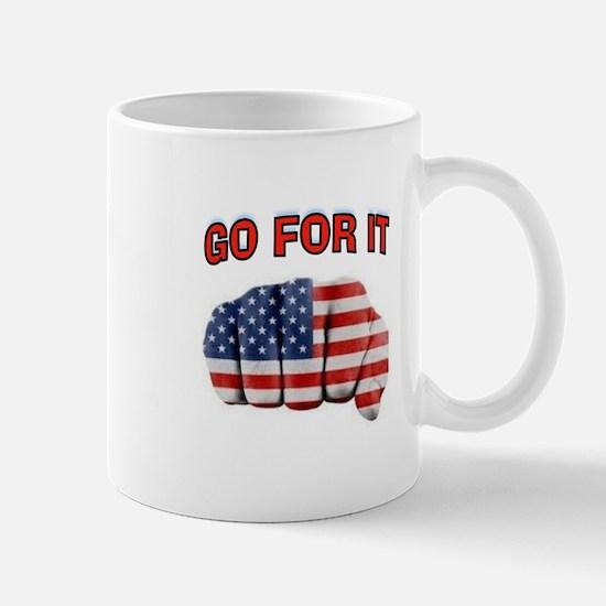 GO FOR IT Mugs