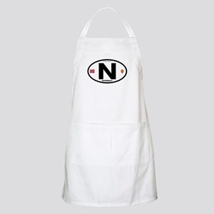 Norway Euro-style Code BBQ Apron