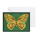 Celtic Butterfly Greeting Cards (Pk of 20)