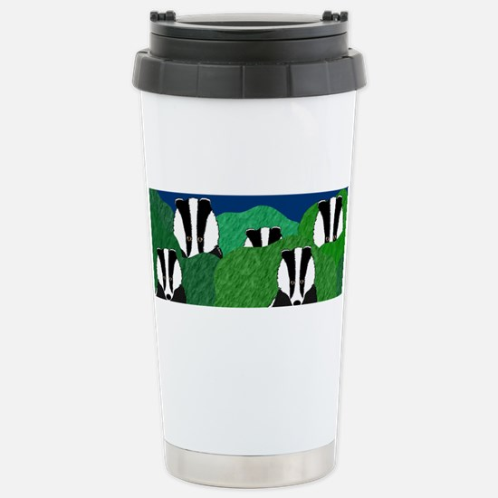 Badger Mugs