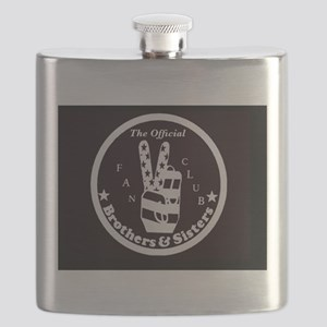 Brothers & Sisters Club Flask