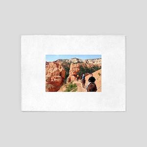 Bryce Canyon, Utah, USA 2 5'x7'Area Rug