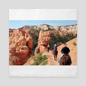 Bryce Canyon, Utah, USA 2 Queen Duvet