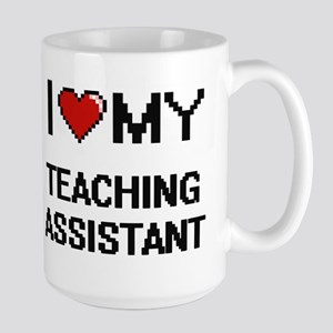 I love my Teaching Assistant Mugs