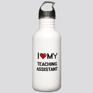 I love my Teaching Ass Stainless Water Bottle 1.0L