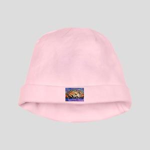 Hot Sydney Night Baby Hat