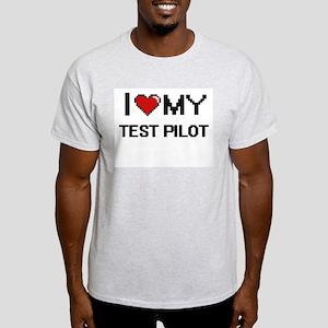 I love my Test Pilot T-Shirt