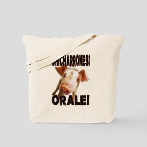 Chicharrones Tote Bag