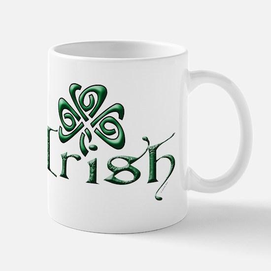 Irish: Celtic Shamrock' Mug