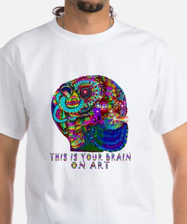ART BRAIN T-Shirt