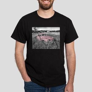 vintage pink car T-Shirt