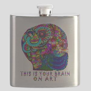 ART BRAIN Flask