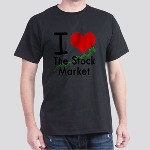Stock Market Dark T-Shirt