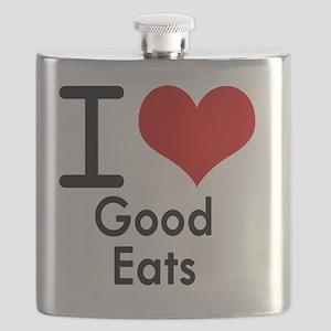 Good Eats Flask