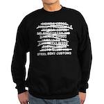 SBC List reverse Sweatshirt