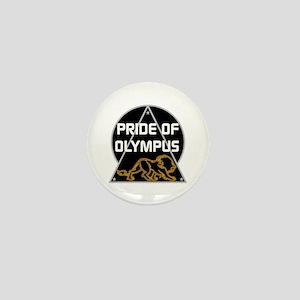 Pride Of Olympus Mini Button