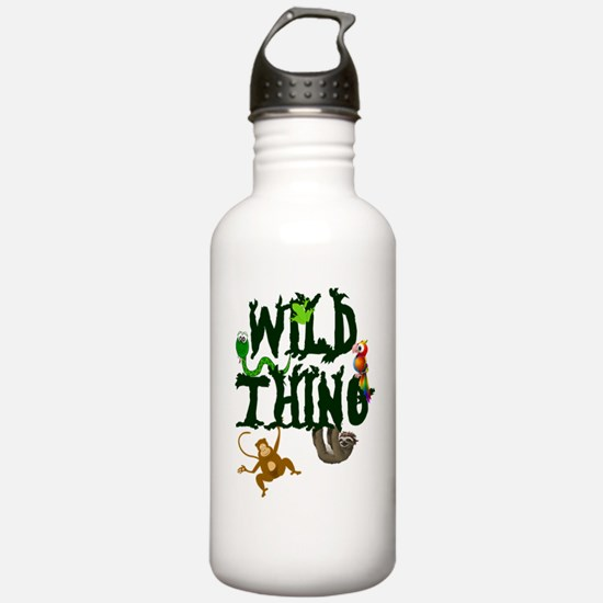 Wild Thing Water Bottle