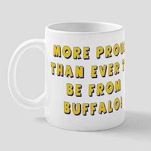 Proud Buffalonians Mug