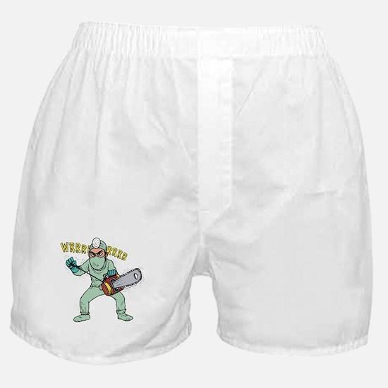 surgery humor Boxer Shorts
