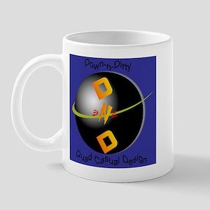 Down N Dirty Orbit Mug