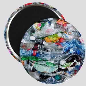 Recycling plastic Magnets