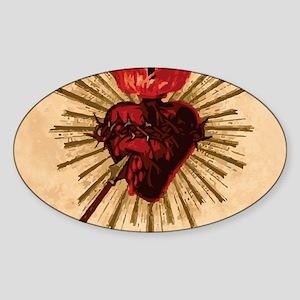 Sacred Heart of Jesu Sticker
