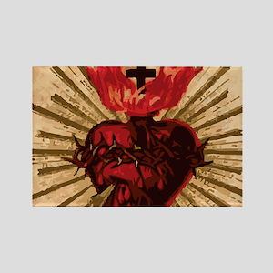 Sacred Heart of Jesus Magnets