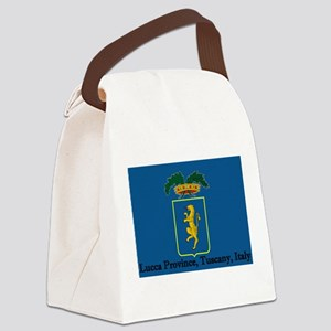 Lucca Province, Tuscany, Italy Canvas Lunch Bag